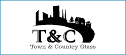 town country glass service
